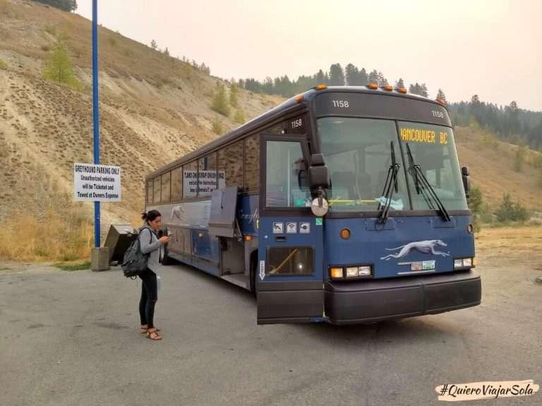 Cómo moverte por Canadá, autobús