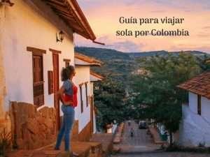Viajar sola por Colombia, Barichara