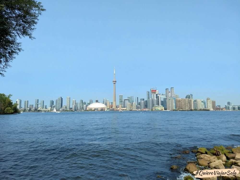 Viajar sola a Canadá, Toronto