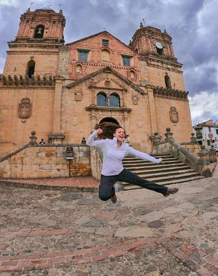 Viajar sola por Colombia, Monguí