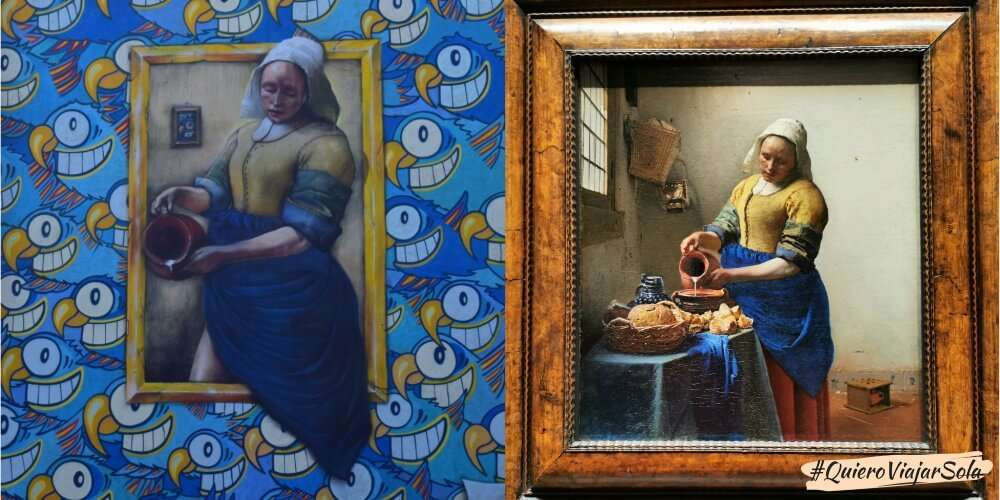 Glory, de El Pez y Danny Recal, en Ámsterdam
