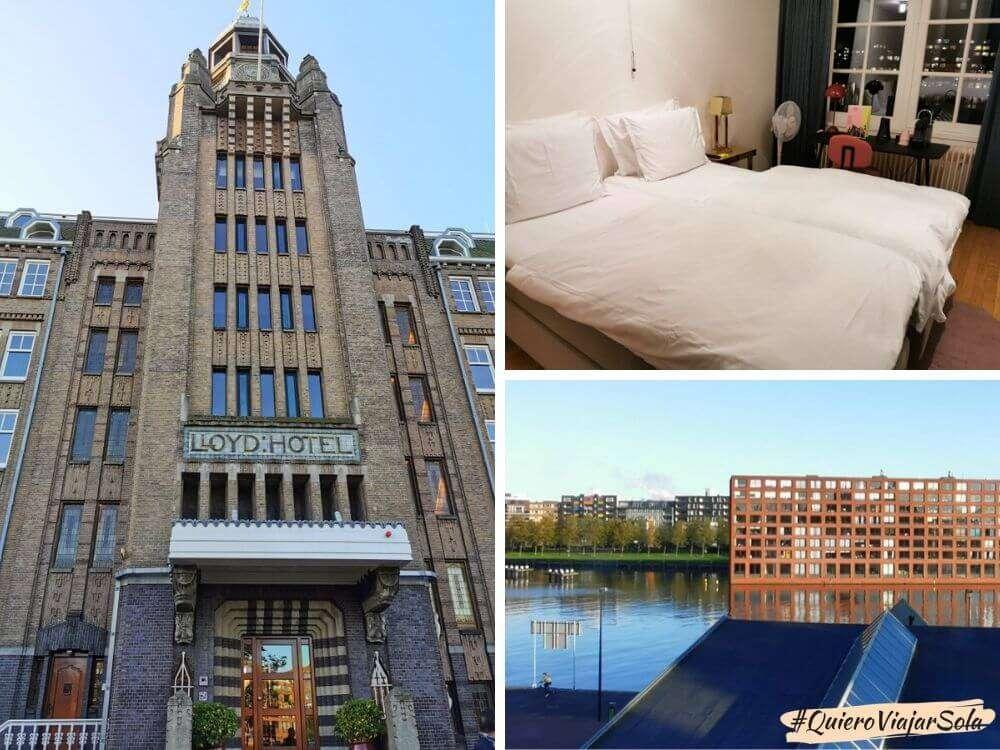 Lloyd Hotel en Ámsterdam