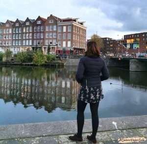 Conoce los barrios de moda en Ámsterdam
