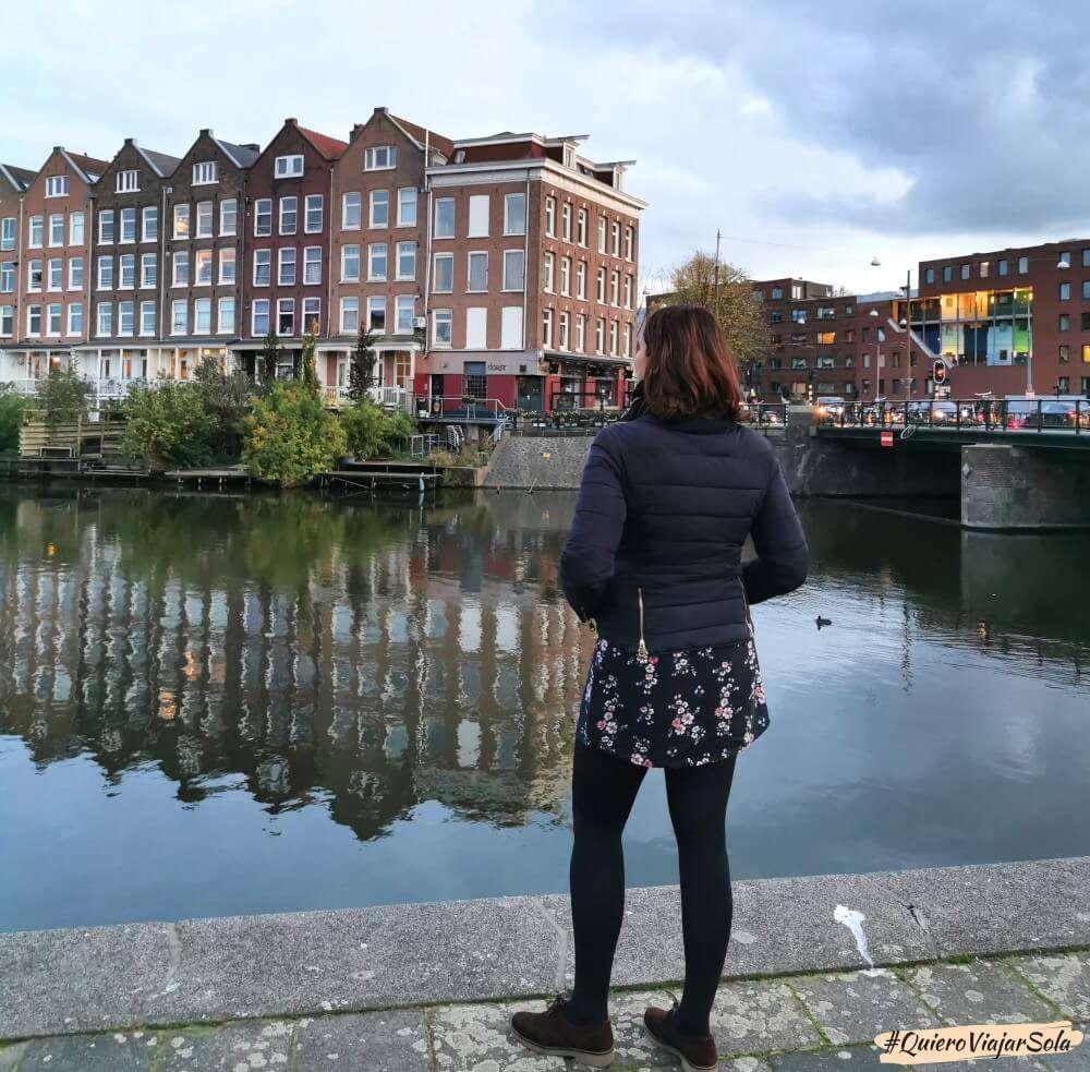 Barrios de moda en Ámsterdam