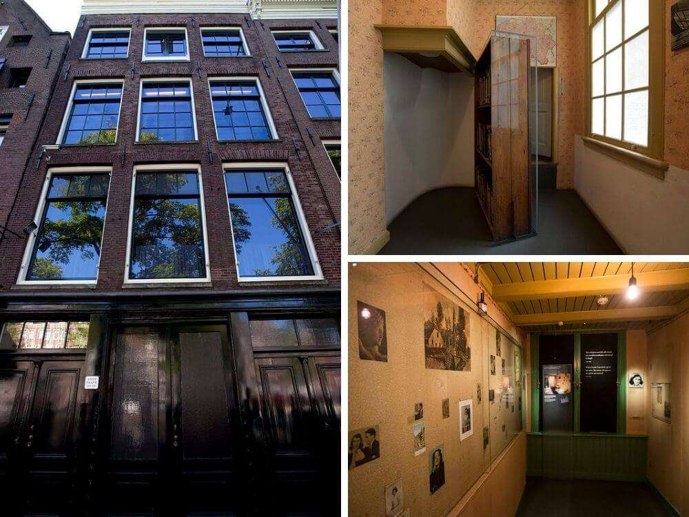 Casa museo de Anna Frank, Ámsterdam