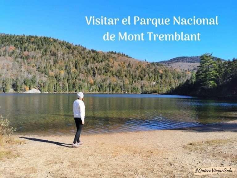 Visitar el Parque Nacional de Mont Tremblant