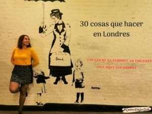30 cosas que hacer en Londres