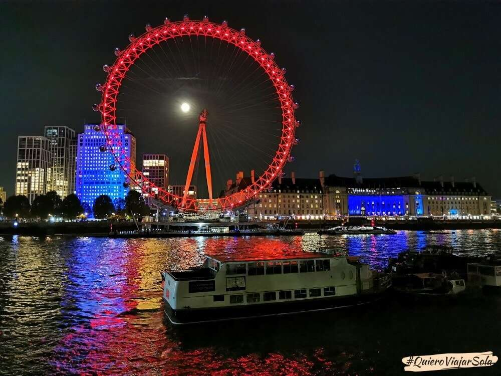 Que hacer en Londres, London Eye