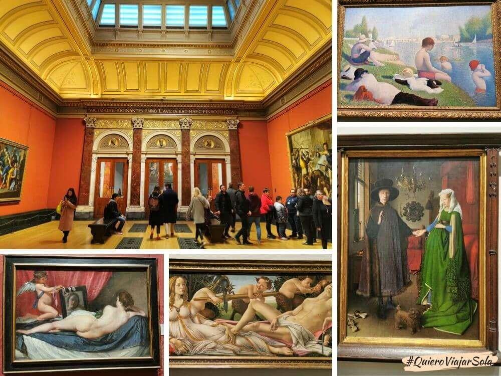 Que hacer en Londres, National Gallery
