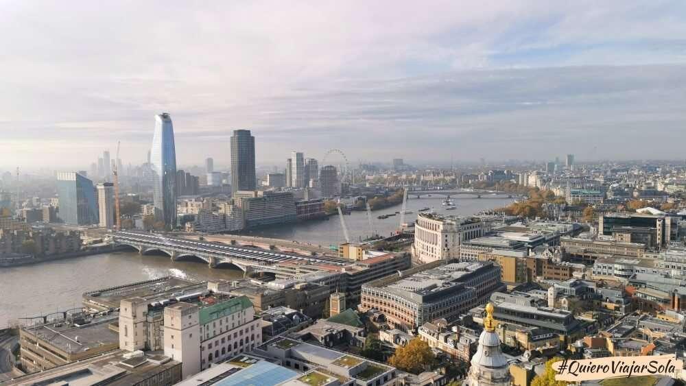 Que hacer en Londres, Vistas San Pablo