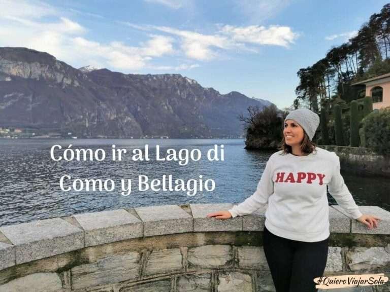 Cómo ir al Lago di Como y Bellagio