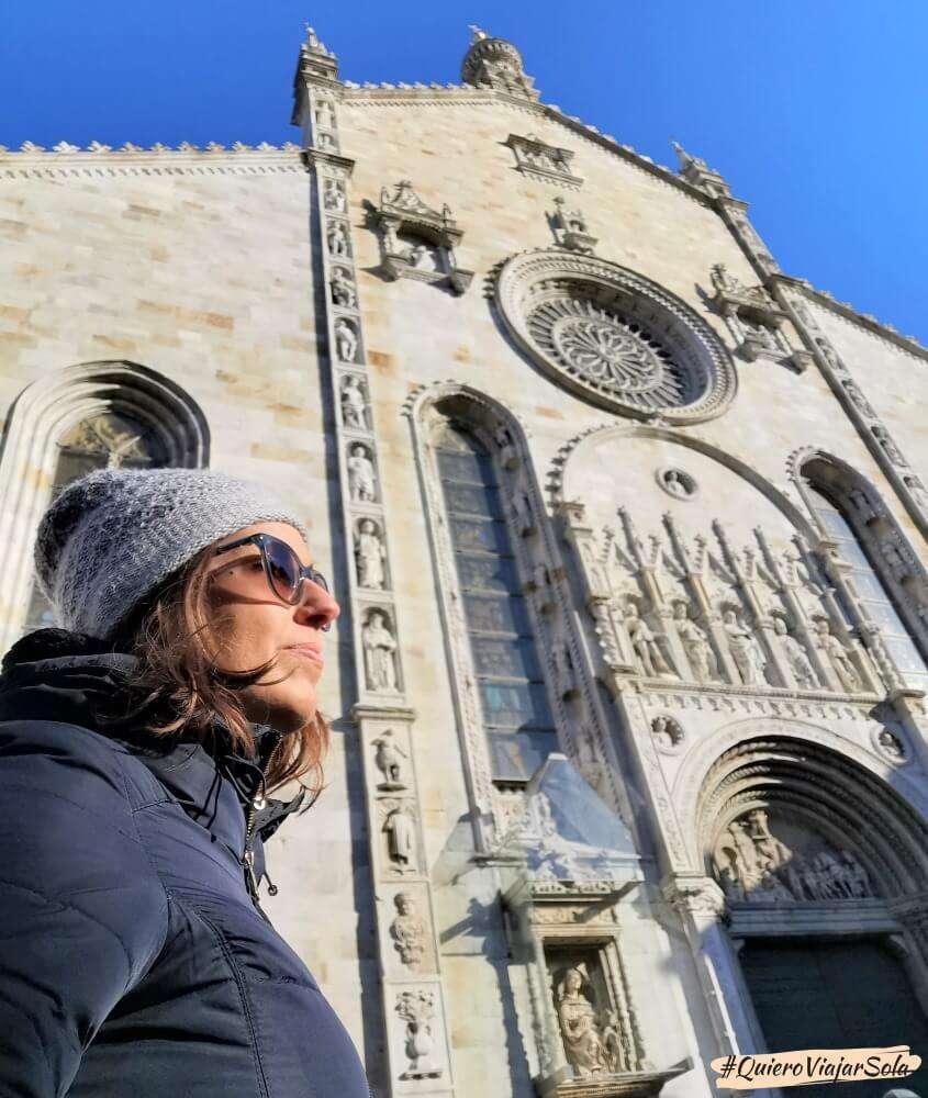 Cómo ir al Lago di Como, Catedral de Como