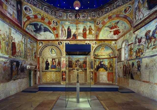 Museo de Santa Giulia Brescia