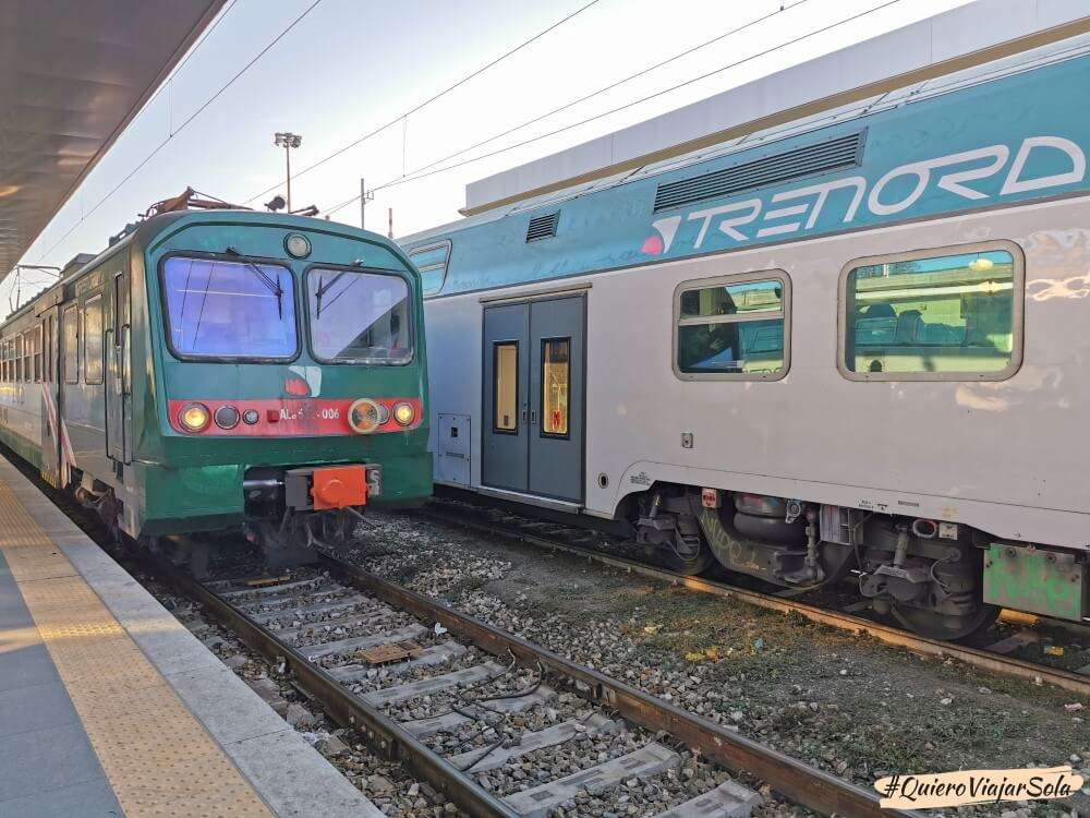 Trenes regionales Trenord