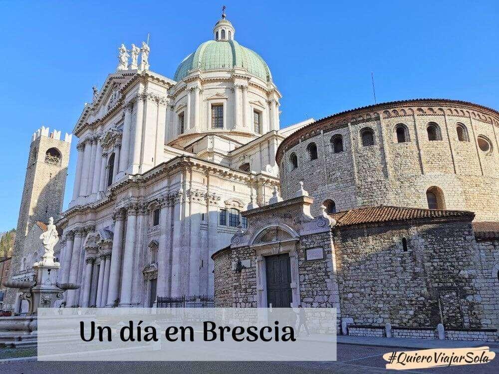 Un día en Brescia desde Milán, Bérgamo o Verona