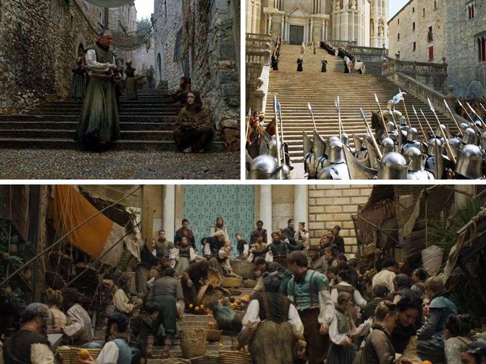 Juego de Tronos en Girona