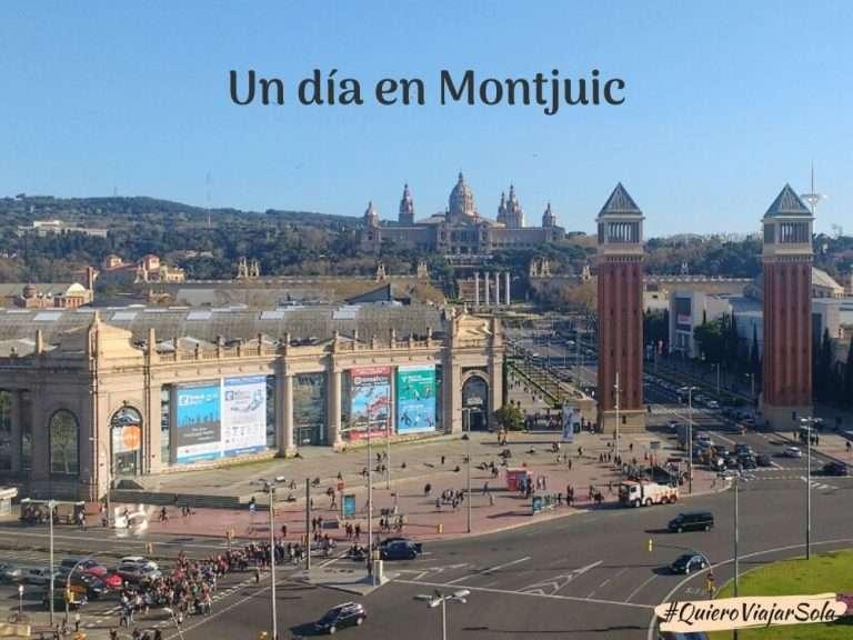 Un día en Montjuic