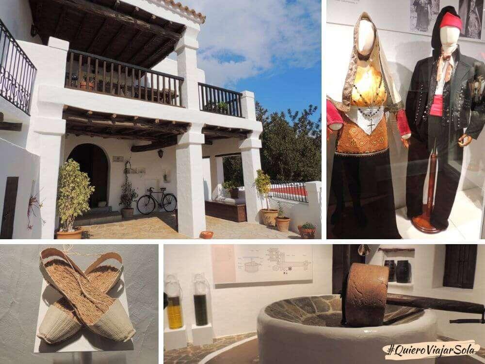Viajar sola a Ibiza, Museo  Etnográfico