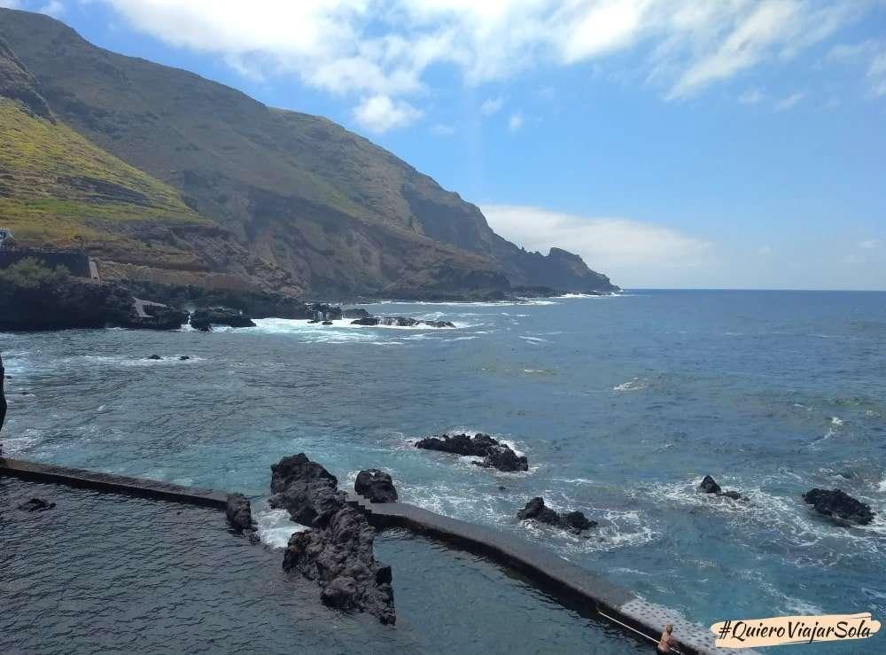 Viajar sola a La Palma, La Fajana