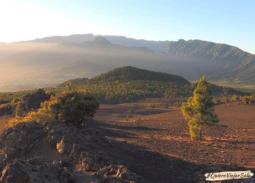 Viajar sola a La Palma, Llano del Jable