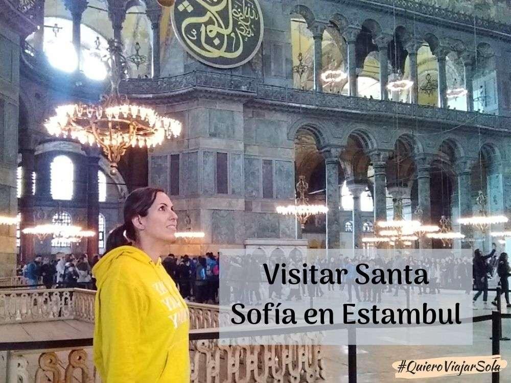 Visitar Santa Sofía