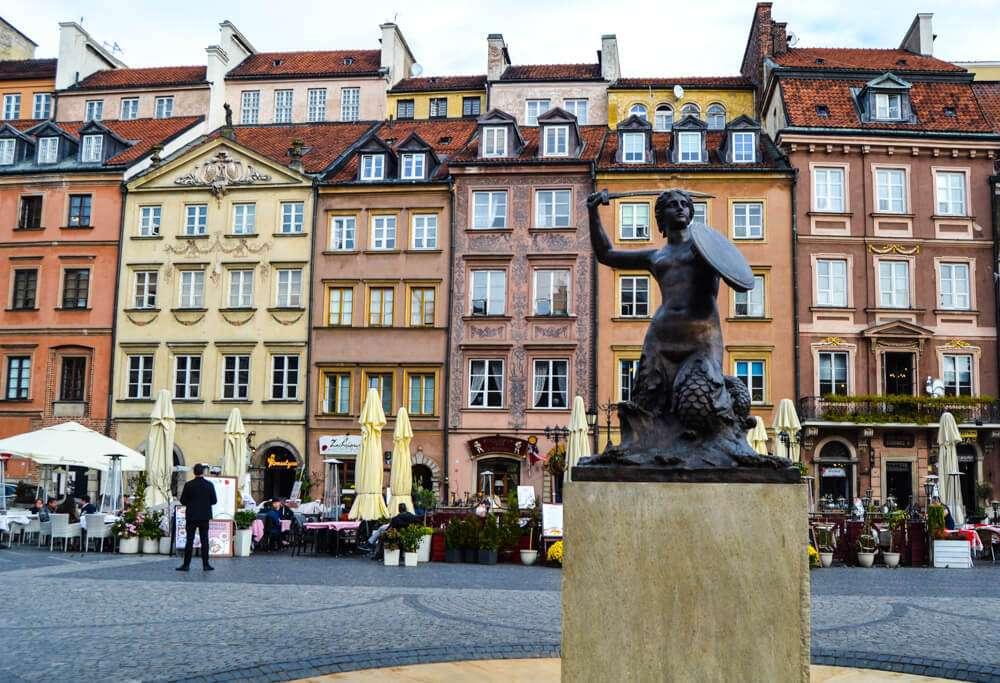Polonia para un primer viaje sola