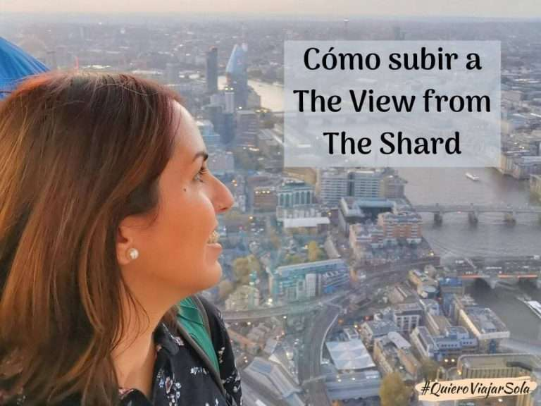Subir a The View from The Shard