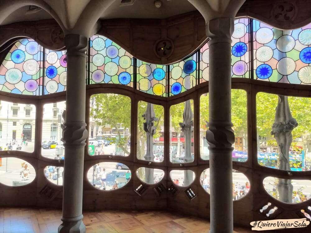 Visitar la Casa Batlló, planta Noble