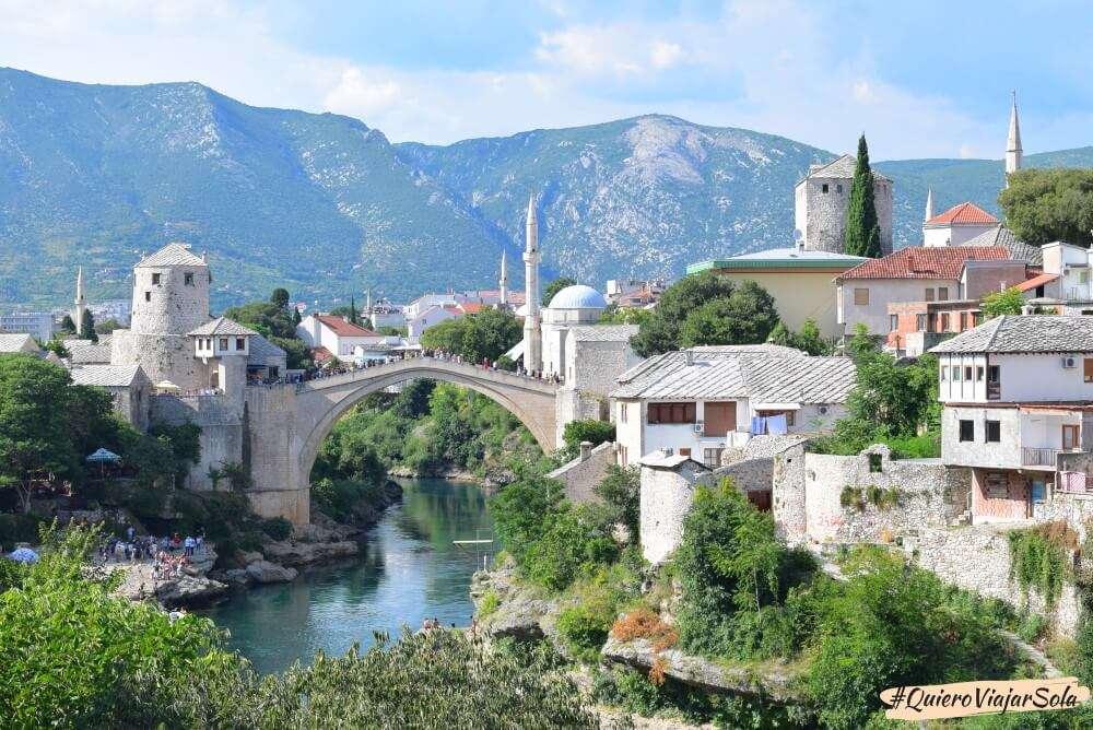 Cuándo se podrá viajar por Europa, Bosnia