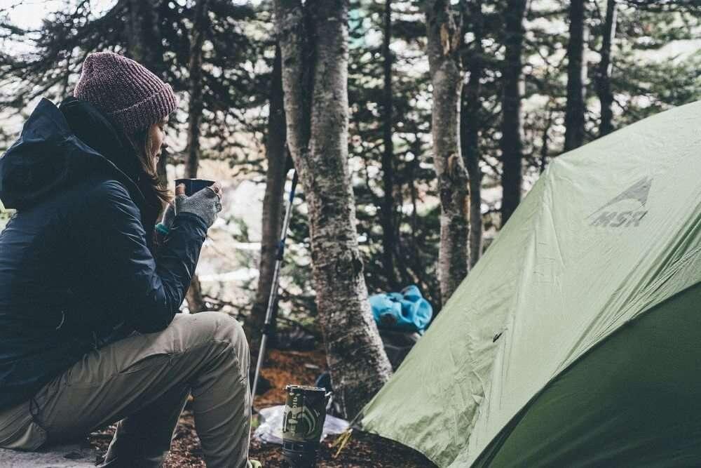 Reapertura de los hoteles en España, camping