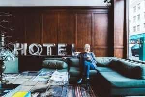 Reapertura de los hoteles en España