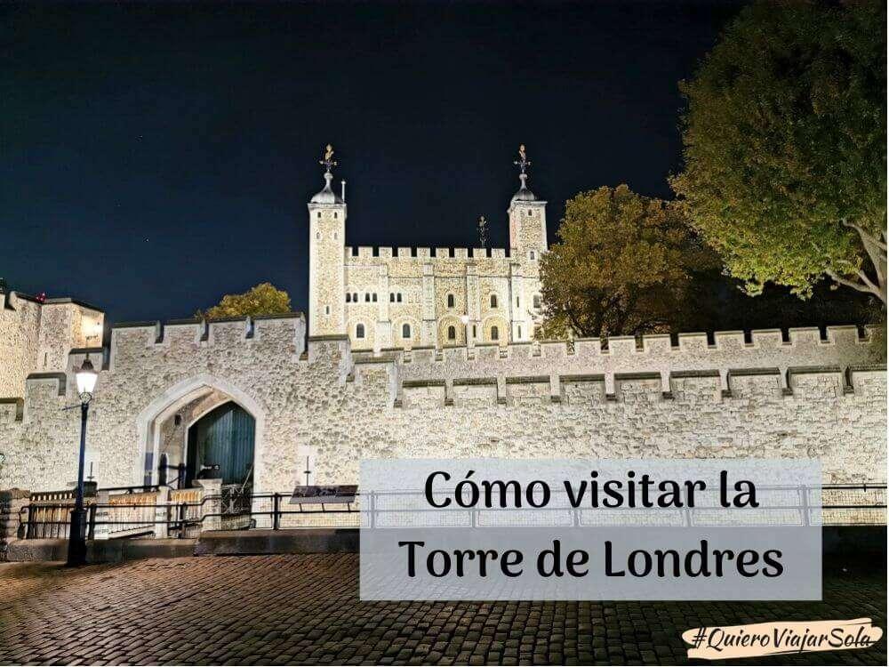 Cómo visitar la Torre de Londres y las joyas de la Corona