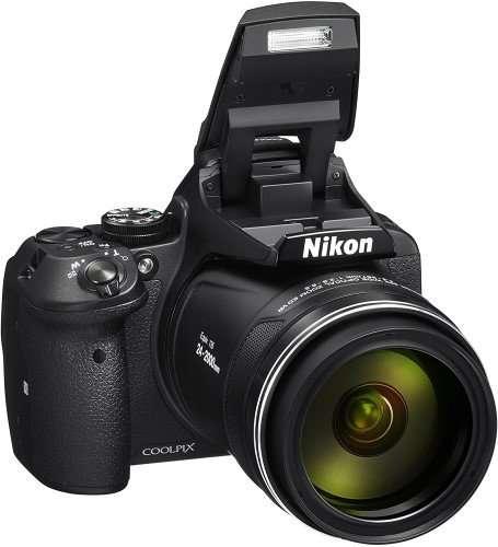 Cámara de fotos Nikon Coolpix P900