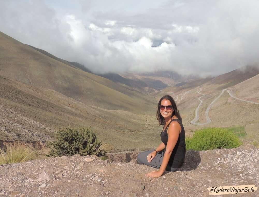 Cómo ir a las Salinas Grandes, Cuesta de Lipán