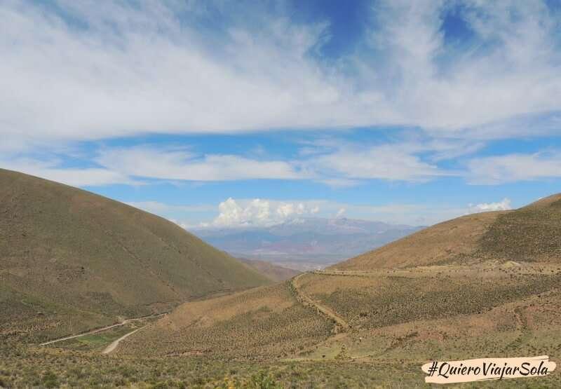 Cómo llegar al Hornocal, ruta