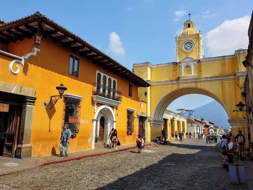 Cuándo se podrá viajar en América, Guatemala
