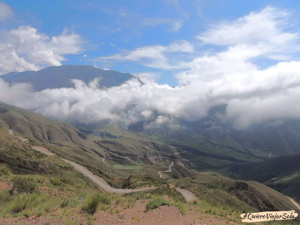 Excursión a Cachi desde Salta, Cuesta del Obispo