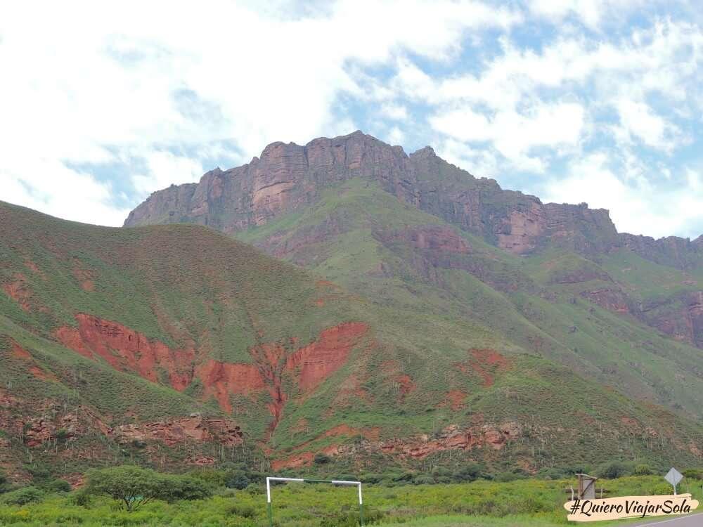 Excursión a Cachi desde Salta, Quebrada de Escoipe