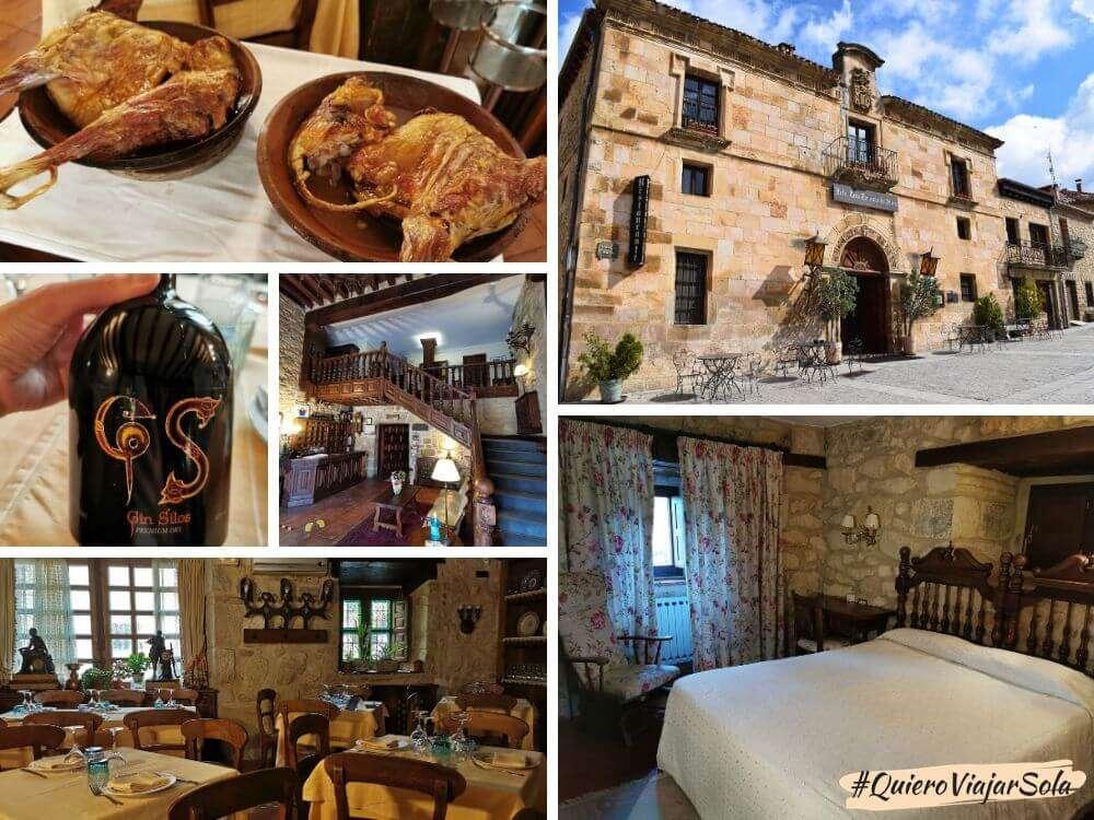 Hotel Restaurante Tres Coronas de Silos