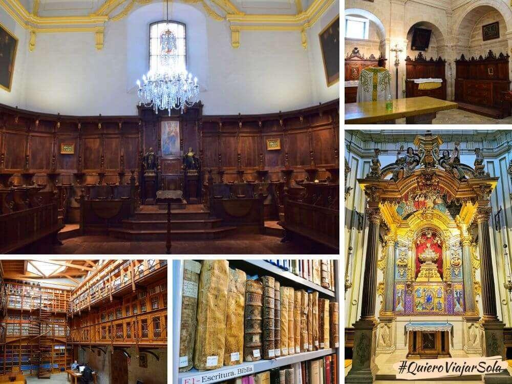 Monasterio de Santo Domingo de Silos, lo que no se ve