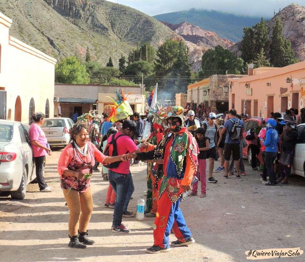 Qué hacer en Purmamarca, Carnaval
