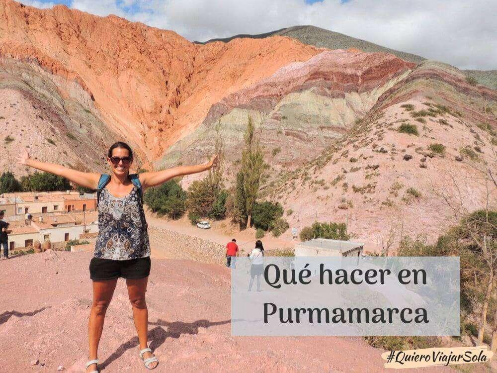 Qué hacer en Purmamarca