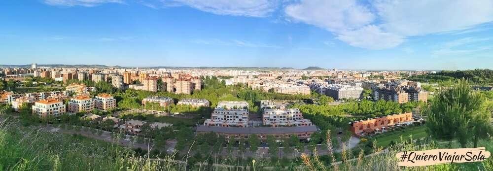 Viajar sola a Valladolid, Las Contiendas
