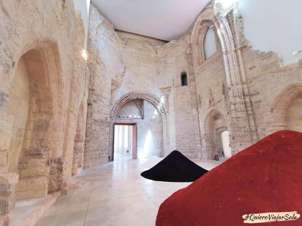 Viajar sola a Valladolid, Museo Patio Herreriano