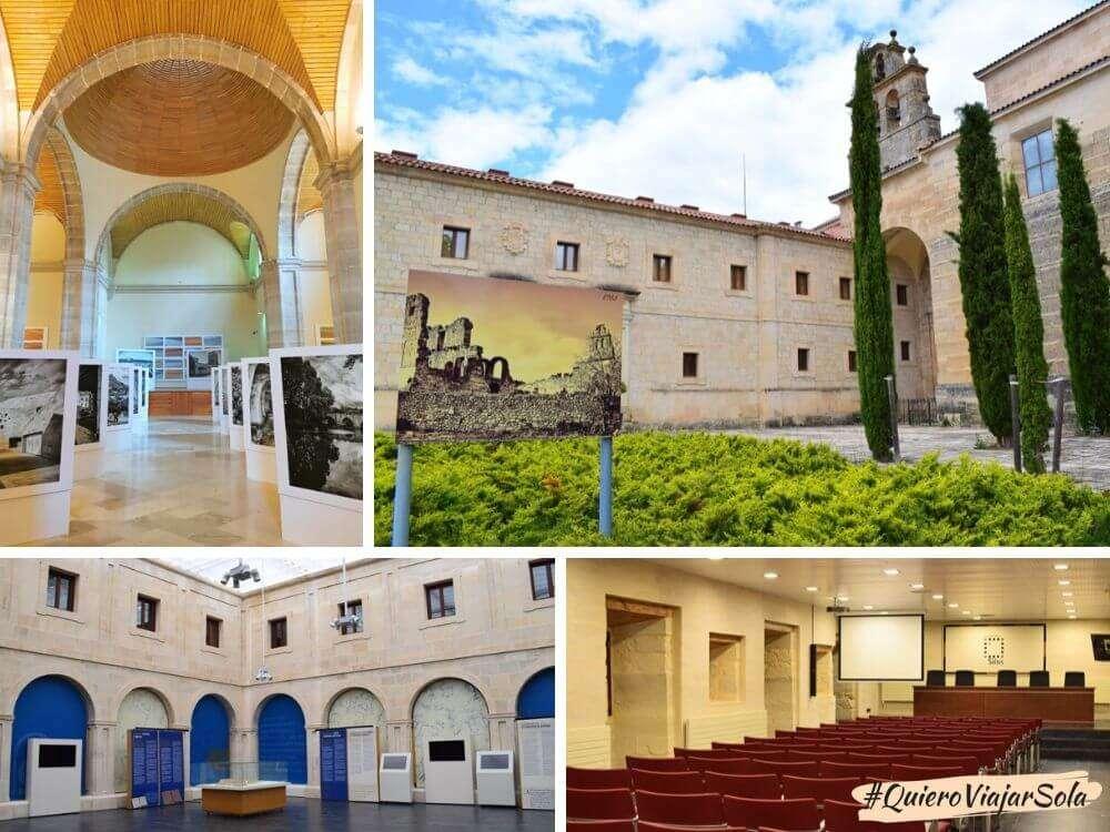 Visitar Santo Domingo de Silos, Convento de San Francisco