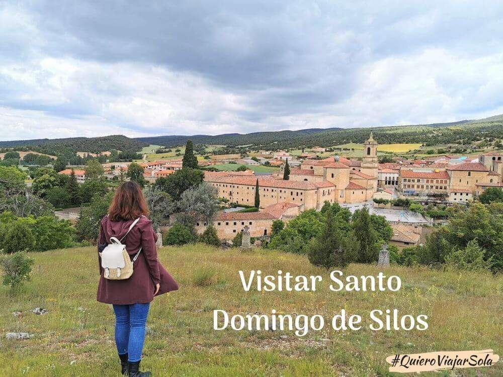 Visitar Santo Domingo de Silos