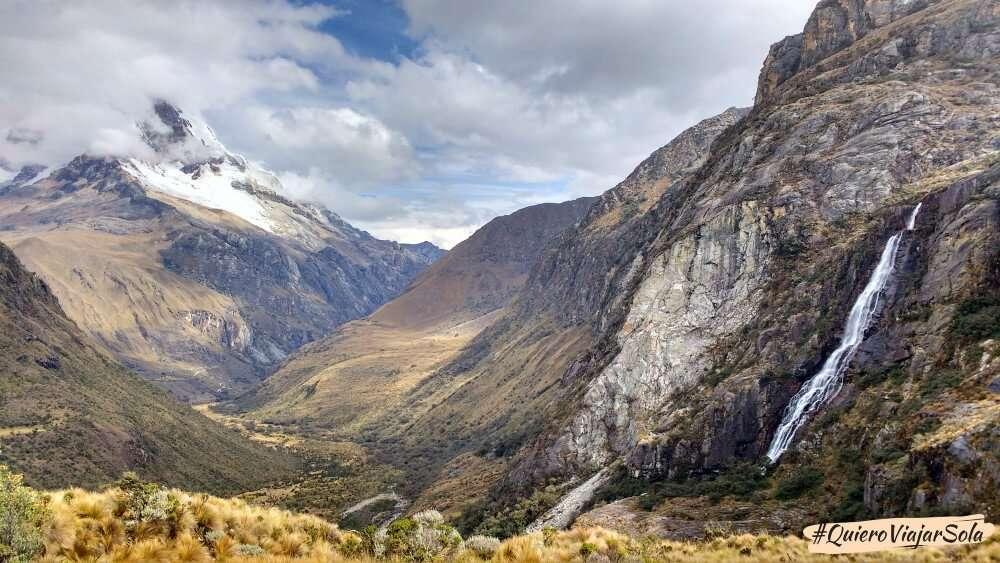 Cómo llegar a la Laguna 69, Huascarán