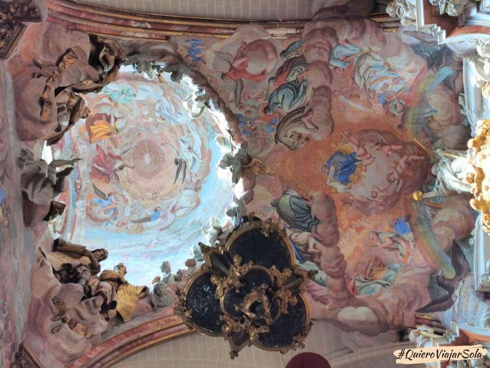 Catedral de Toledo, transparente