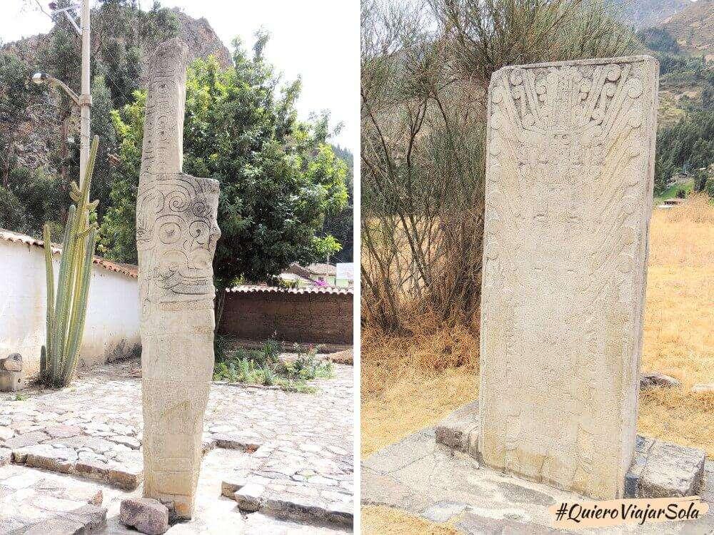 Chavín de Huántar, réplicas