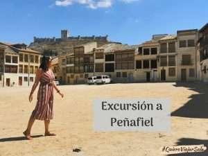 Excursión a Peñafiel